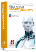 ESET NOD32 Smart Security - лицензия на 2 года на 1ПК