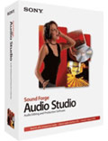 Sound Forge Audio Studio 8