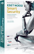 Антивирус  ESET NOD32 Smart Security Business Edition newsale for 15 user на 1 год