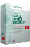 Kaspersky Small Office Security 3 for Personal Computers and Mobiles. 5WKS+5MD 1 year Renewal