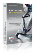 ESET NOD32 SMALL Business Pack renewal for 15 user
